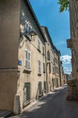Narrow street in Avignon