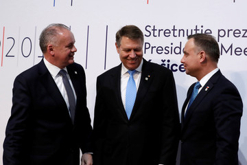Eastern NATO countries Summit in Kosice