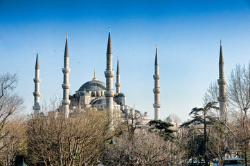 world locations,Asia,Europe,turkey,marmara,istanbul,Sultanahmet mosque,blue mosque,