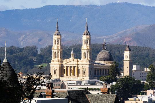 Saint Ignatius Church, San Francisco, California