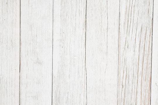 Weathered whitewash textured wood background
