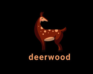 abstract, logo, animal, colors, tree, mascot, nature, green