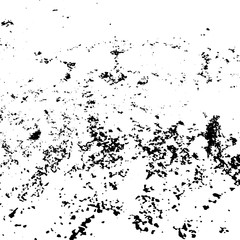 Grunge texture for decoration.Vector black template background