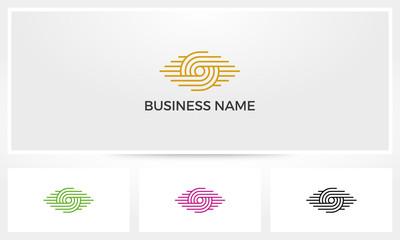 Eye Paralel Lines Logo