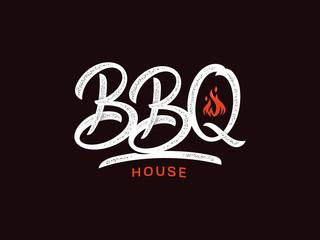 BBQ house vector script