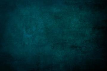 Dark green grungy distressed canvas bacground