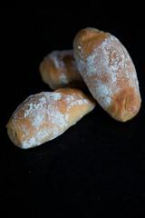 homemade bakery cereal full sight bun