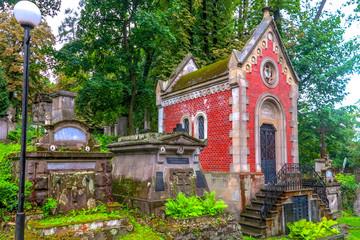 Lviv Lychakiv Cemetery 15