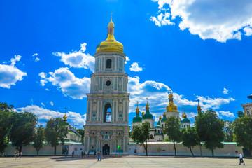 Kiev Sofiyivska Square 04