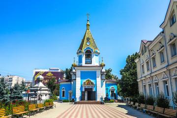 Chisinau Ciuflea Monastery 03