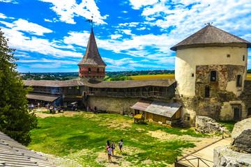 Kamianets Podilskyi Castle 14