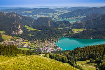 St.Gilgen And Wolfgangsee - Salzkammergut,Austria