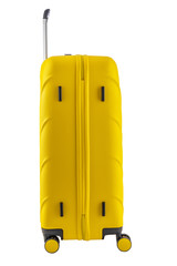 Suitcase isolated with clipping path