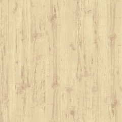 Realistic seamless wooden pattern. Vector wood texture background
