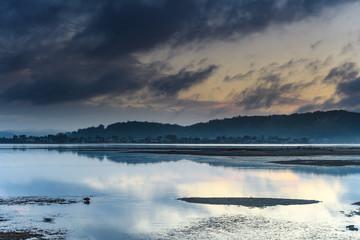Sunrise Bay Waterscape