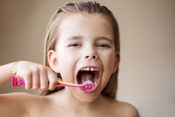 Care is important for teeth.
