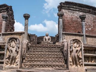 vatadage, Polonnaruwa, Shri Lanka