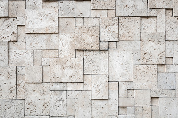 Modern stylish square stone surface background