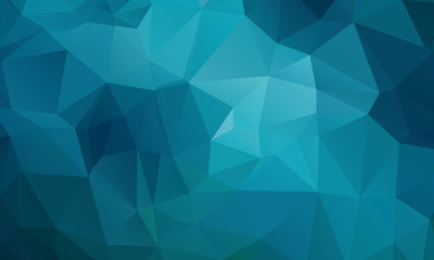 Abstract Color Polygon Background Design, Abstract Geometric Origami Style With Gradient