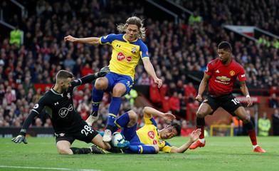 Premier League - Manchester United v Southampton