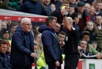 Championship - Stoke City v Nottingham Forest