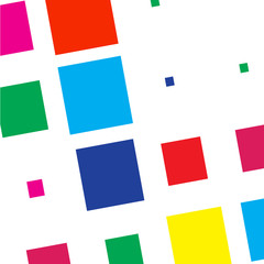 Image of colored  squares