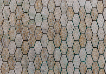 Pavement stone texture material