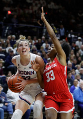 NCAA Womens Basketball: Houston at Connecticut