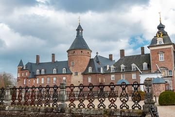 Burg Anholt, Wasserburg in Deutschland