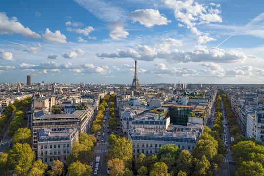 Beautiful Paris, France