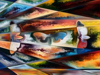 Metaphorical Living Canvas