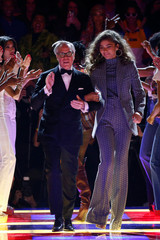 Tommy Hilfiger show at Paris Fashion Week