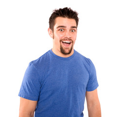 Young Adult Male Expressions