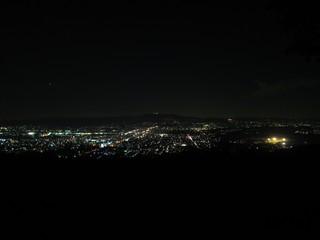 若草山の夜景