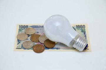 電気料金イメージ Electric bill image