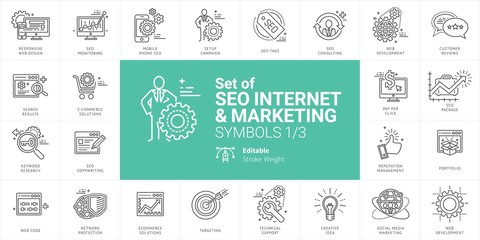 SEO Internet & Marketing A03