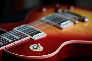 Rhythm Treble Switch on New Electric Guitar