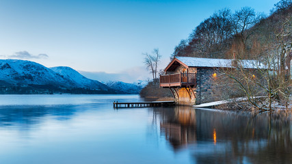 Wall Mural - Dawn on Ullswater
