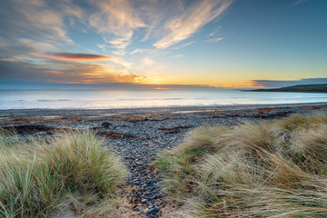 Wall Mural - New England Bay in Scotland