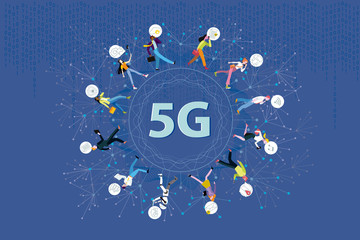 5G network wireless systems