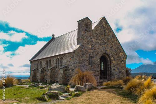 Church of the Good Shepherd, Lake Tekapo, South Island, New