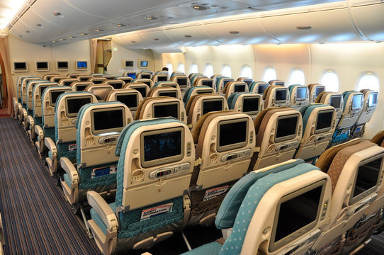 Aviation: A-380 Economy-Class from Singapore Airlines