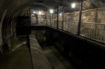 sewer system of vienna