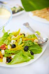 delicious cold appetizer vegetable salad