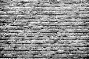 a black bricks grunge texture background