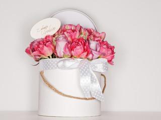 Fototapeta bukiet kwiatów obraz