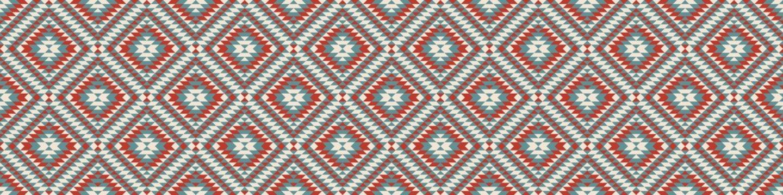 Aztec Geometric pattern illustration