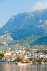 Makarska, Dalmatia, Croatia - Life is beautiful at the Riviera of Makarska