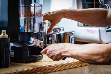 Coffee and Espresso Grinding