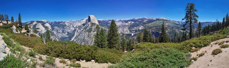 Yosemite, national Park, USA, California, Sierra Nevada